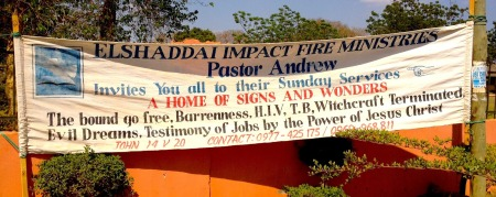 Elshaddai Impat Fire Ministries